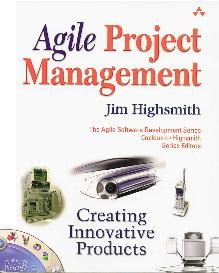 <i>Agile Project Management</i> (book) book by Jim Highsmith