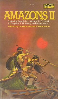 Cover of Amazons II