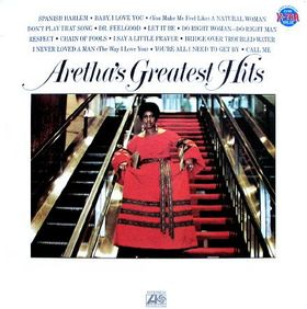 Aretha's Greatest Hits artwork