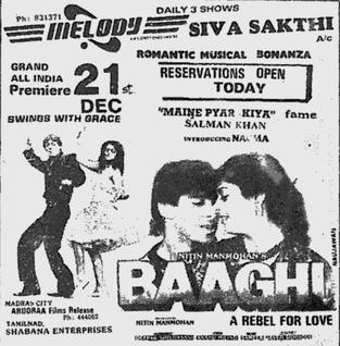 Baaghi: A Rebel for Love - Wikipedia