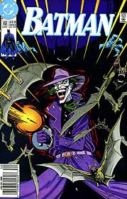 Batman number 451 (front cover).jpg