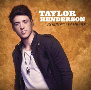 Taylor Henderson — Borrow My Heart (studio acapella)