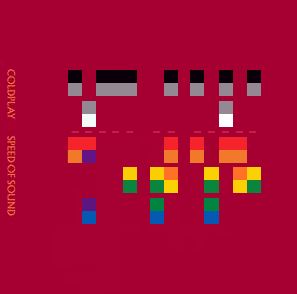 Coldplay — Speed of Sound (studio acapella)