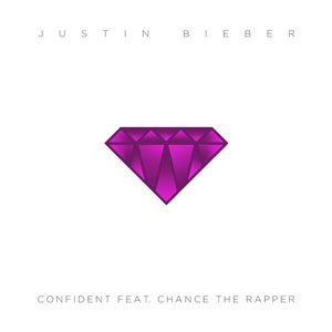 Justin Bieber featuring Chance The Rapper - Confident (studio acapella)