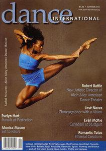 <i>Dance International</i>