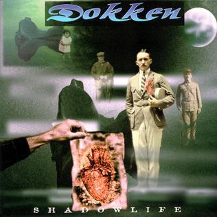 <i>Shadowlife</i> 1997 studio album by Dokken