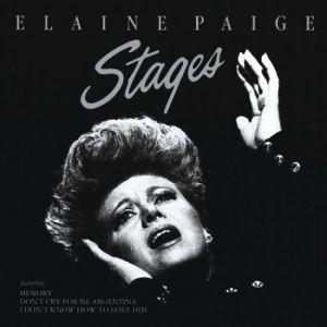 <i>Stages</i> (Elaine Paige album) 1983 studio album by Elaine Paige