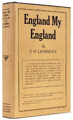 England My England And Other Stories Wikipedia