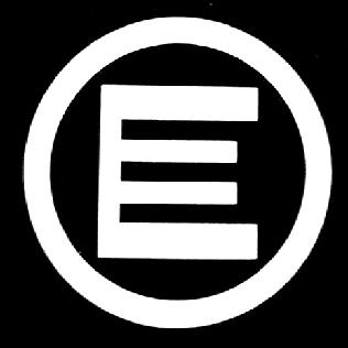 e! logo png  File:Escape magazine logo E.png