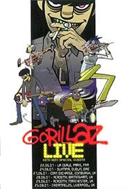 Gorillaz Live 2001-2002 concert tour by Gorillaz