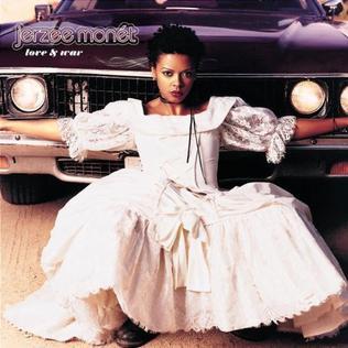 <i>Love & War</i> (Jerzee Monét album) 2002 studio album by Jerzee Monét