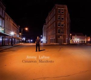 <i>Cimarron Manifesto</i> 2007 studio album by Jimmy LaFave