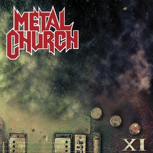 album by Metal Church