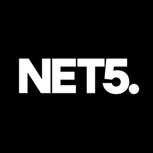 Net5 Dutch commercial TV channel