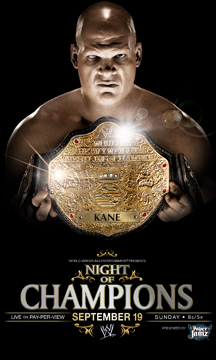 Post image of WWE Night of Champions 2010
