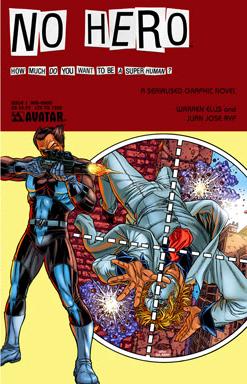 no hero comics wikipedia