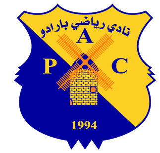 Algerian Ligue Professionnelle 1 clubs in Africa