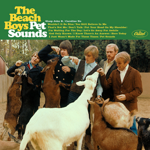 <i>Pet Sounds</i> 1966 studio album by the Beach Boys