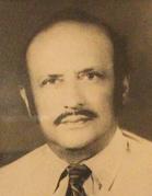 Chairman Batticaloa Citizens Committee 1985 MP