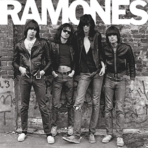 The Ramones' 1976 debut album laid down the mu...