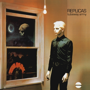 <i>Replicas</i> (album) album by Tubeway Army