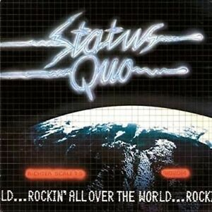 <i>Rockin All Over the World</i> (album) 1977 album by Status Quo