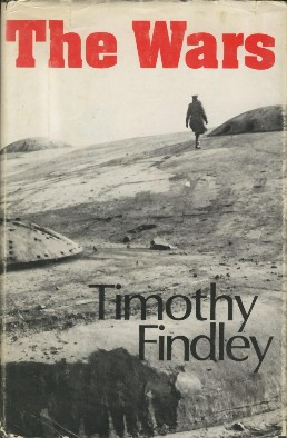 An analysis of war in famous last words by timothy findley