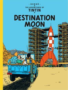 "Destination Moon14 x 11/"" Photo Print"