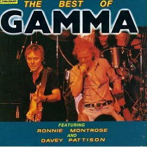 <i>The Best of Gamma</i> 1992 greatest hits album by Gamma
