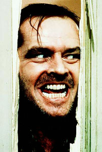 The Shining - Here's Johnny
