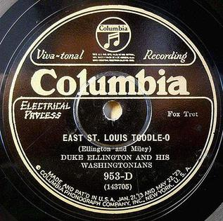 East St. Louis Toodle-Oo original instrumental composed by Duke Ellington and Bubber Miley