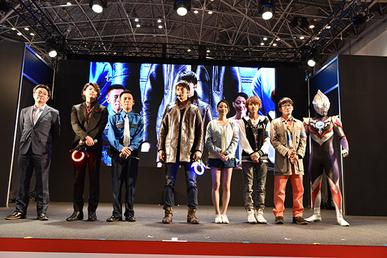 List Of Ultraman Orb Characters Wikipedia