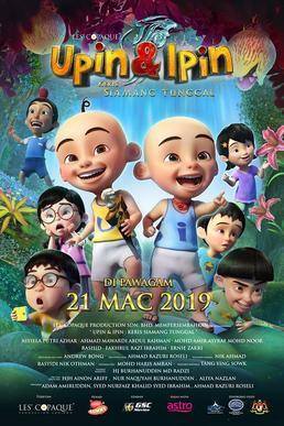 Upin Ipin Keris Siamang Tunggal Official Poster.jpg