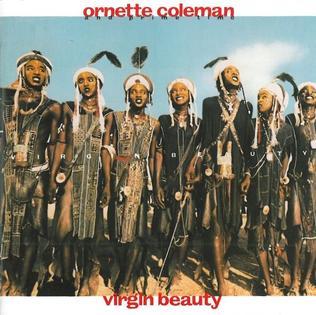 <i>Virgin Beauty</i> 1988 studio album by Ornette Coleman