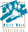 Logo of White Wolf Publishing.