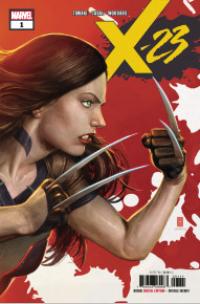 <i>X-23</i> (2018 series) Comic book series