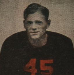 Algy Clark American football player