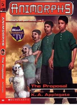 The Proposal (novel) - Wikipedia
