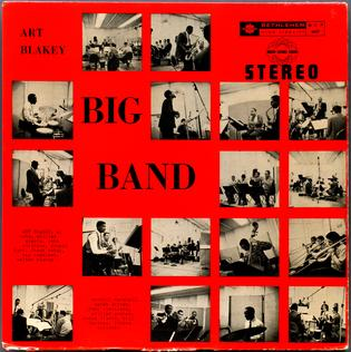 <i>Art Blakey Big Band</i> 1959 studio album by Art Blakey