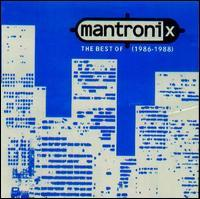 The Best Of Mantronix 1986 1988 Wikipedia
