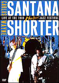 Carlos Santana and Wayne Shorter - Live at the Montreux Jazz Festival 1988.jpg