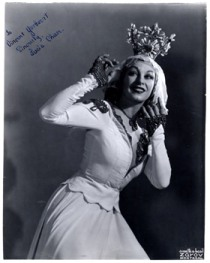 Lucia Chase American dancer, actress and ballet director