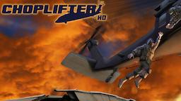 <i>Choplifter HD</i> video game