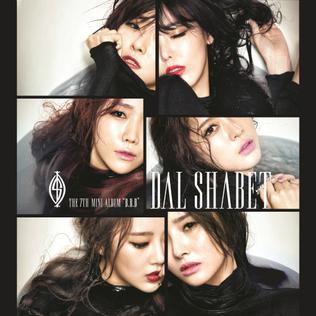 Image result for Dal Shabet