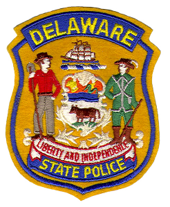Delaware State Police division of the Delaware Department of Public Safety and Homeland Security