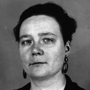 Portrait of Dorothy L. Sayers