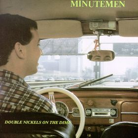 <i>Double Nickels on the Dime</i> 1984 studio album by Minutemen