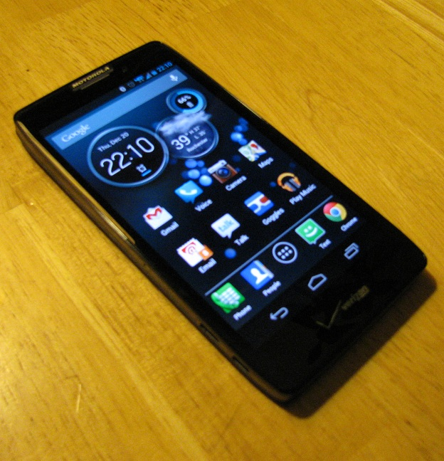 Droid Razr HD - Wikipedia