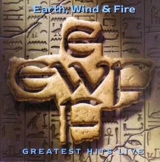 <i>Greatest Hits Live</i> (Earth, Wind & Fire album) 1996 live album by Earth, Wind & Fire