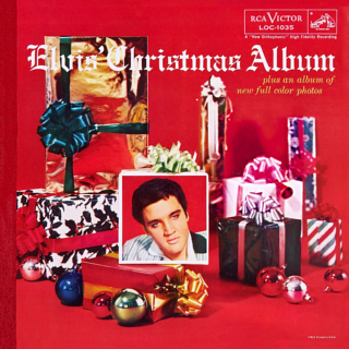 <i>Elvis Christmas Album</i> 1957 studio album by Elvis Presley